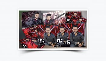 Layout para CD – Marcelo Gamone